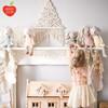 applepark 毛绒玩具可爱兔子公仔抱枕宝宝创意礼物周岁礼安抚玩偶 童话甜心兔灰色-礼盒