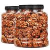 坚果干果休闲零食 琥珀核桃仁 250g/罐 6件