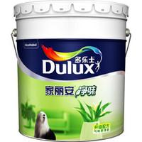 PLUS会员:Dulux 多乐士 A991 家丽安 净味内墙乳胶漆 白色18L