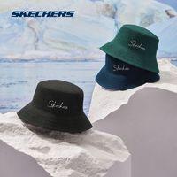 SKECHERS 斯凯奇 L421U043 男女款渔夫帽