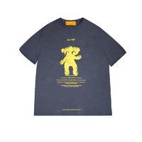SENCELA 男女款圆领短袖T恤 19SL-T102
