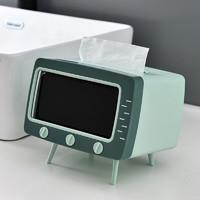 虾选 电视机纸巾盒