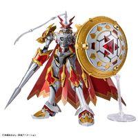 百亿补贴:BANDAI 万代 Figure-rise FRA皇家骑士 公爵兽 红莲骑士兽 数码宝贝