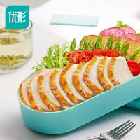 ishape 优形 沙拉鸡胸肉组合装 3口味 100g*9袋(奥尔良味+烧烤味+烟熏味)