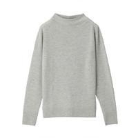 MUJI 無印良品 W9AA002 女式圆领毛衣