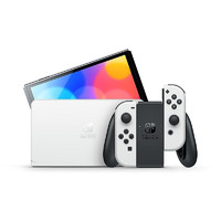 Nintendo 任天堂 日版 Switch oled 续航版 包邮