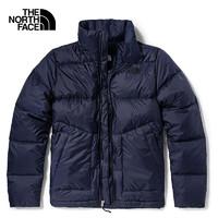 THE NORTH FACE 北面 5AZR 男士户外羽绒服 700蓬松度 白鹅绒
