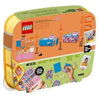 LEGO 乐高 DOTs系列 41907 写字台收纳盒