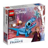 LEGO 乐高 迪士尼系列 43186 冰雪奇缘2 火蜥蜴