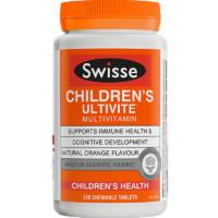 88VIP:Swisse 斯维诗 儿童多维矿物质咀嚼片 120片