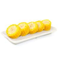 PLUS会员:鲜姿 黄黑玉米甜糯棒   5根(单支180-220g)