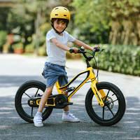 萌大圣 镁合金减震儿童自行车 标配 16寸