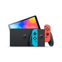 88VIP:Nintendo 任天堂 Switch OLED款高续航游戏机  海外版