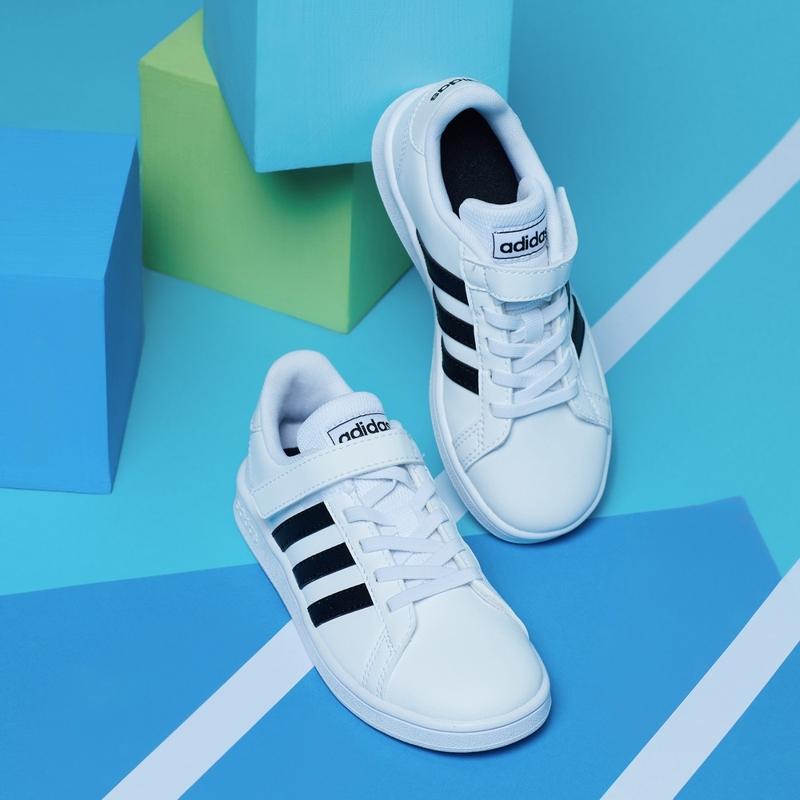 adidas 阿迪达斯 小童运动鞋
