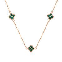 LUKFOOK JEWELLERY 六福珠宝 ENKTBN0001R  女士金项链