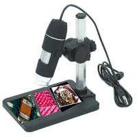 JHOPT 巨宏500万像素200倍USB数码电子显微镜