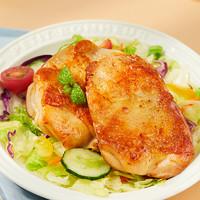 PLUS会员:圣农 热辣川味香煎鸡腿肉排 100g*10片