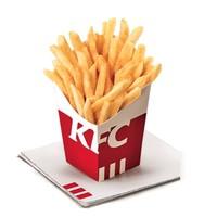 KFC 肯德基 10份薯条(大) 兑换券
