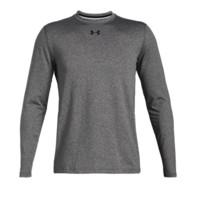 UNDER ARMOUR 安德玛 Coldgear Armour Fitted 男子运动T恤 1310989-090 灰色 S