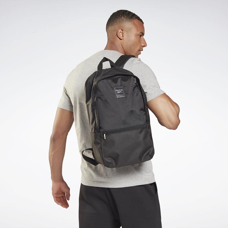 Reebok 锐步 H36579 情侣款运动训练双肩包