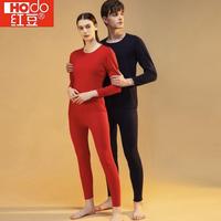 PLUS会员:Hodo 红豆 A3-05/06 加绒加厚保暖内衣套装
