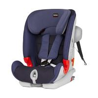 Britax宝得适 百变骑士 儿童安全座椅 isofix 9个月-12岁 月光蓝