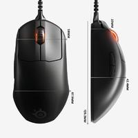 steelseries 赛睿 Prime+ 有线游戏鼠标