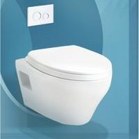 新品发售:TOTO 东陶 CW572B 挂墙式超漩马桶