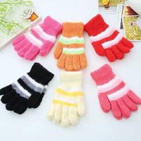 秋冬季保暖手套  2双