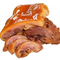 PLUS会员:五香猪头肉 500g/1袋