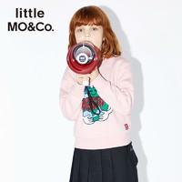 Little MO&CO. 女童保暖卫衣