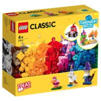LEGO 乐高 Classic经典创意系列 11013 创意透明积木