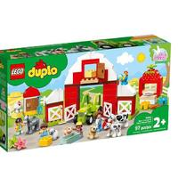 LEGO 乐高 得宝系列 10952 农场动物们的家园