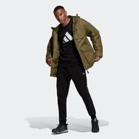 adidas 阿迪达斯 H61734 男款运动保暖羽绒服