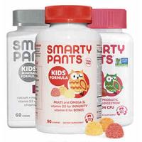 淘礼金:SmartyPants 儿童维生素+矿物质+益生菌软糖组合