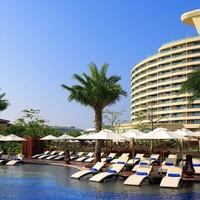三亚海棠湾洲际酒店 高级房1-3晚 含早餐+大堂吧清补凉