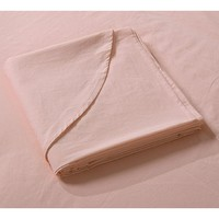 MERCURY 水星家纺 全棉简约纯色床单 1.8m