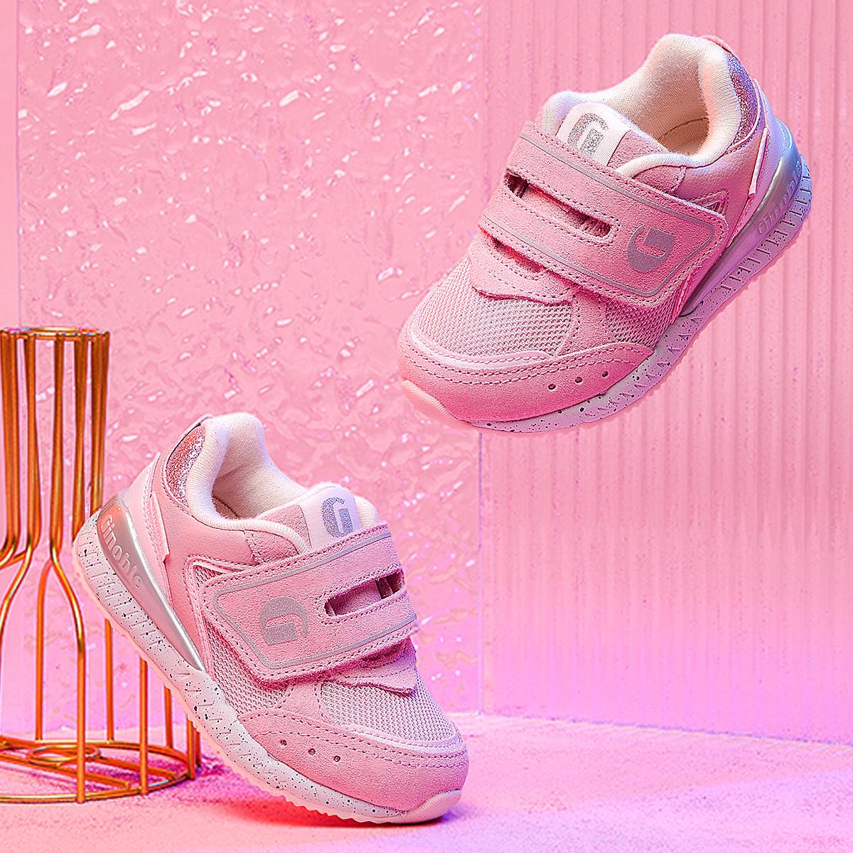 Ginoble 基诺浦 宝宝机能舒适学步鞋