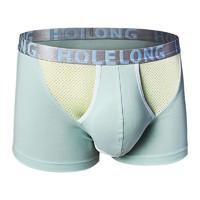 评论有奖:Holelong 活力龙 HCP018 枪弹分离抗菌内裤