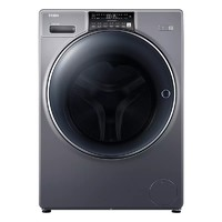 31日20点:Haier 海尔 XHG13L996PU1 热泵式洗烘一体机 13kg 银色