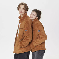 FILA 斐乐 FS2PLC4101X 男女款羊绒外套