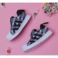 adidas 阿迪达斯 婴童贝壳头学步鞋