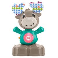 PLUS会员:Fisher-Price 费雪 儿童早教玩具 小明星麋鹿