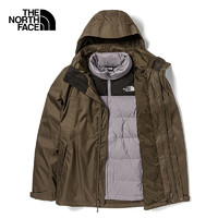 THE NORTH FACE 北面 4U7L 男款户外冲锋衣