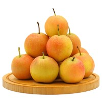 鲜姿 鞍山南果梨 小果40枚 5斤