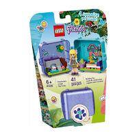 LEGO 乐高 好朋友系列 41435 斯蒂芬妮的丛林百趣游戏盒