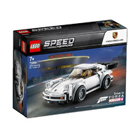 LEGO 乐高 Speed超级赛车系列 75895 保时捷 911 Turbo 3.0
