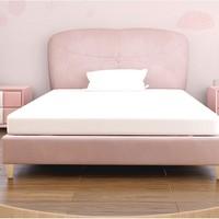 新品发售:Sleemon 喜临门 人鱼公主 卧室梦幻卡通儿童软床 1.5m