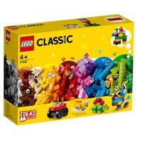 LEGO 乐高 Classic经典创意系列 11002 基础积木套装
