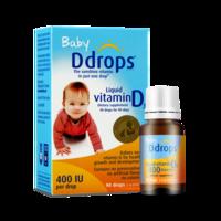 88VIP:Ddrops 宝宝复合维生素D3滴剂 2.5ml 90滴*2瓶